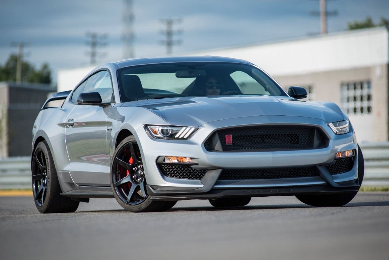 Upgraded MUSTANG Shelby GT350R Picks Up New Chassis Technology from GT500 for More Fun on the Track and Off